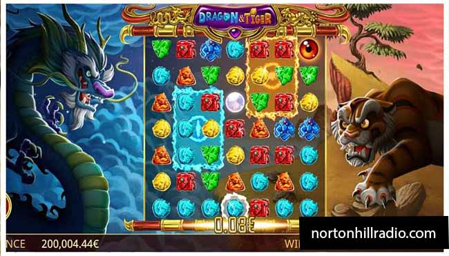 What is Interesting Game Gragon Tiger Online